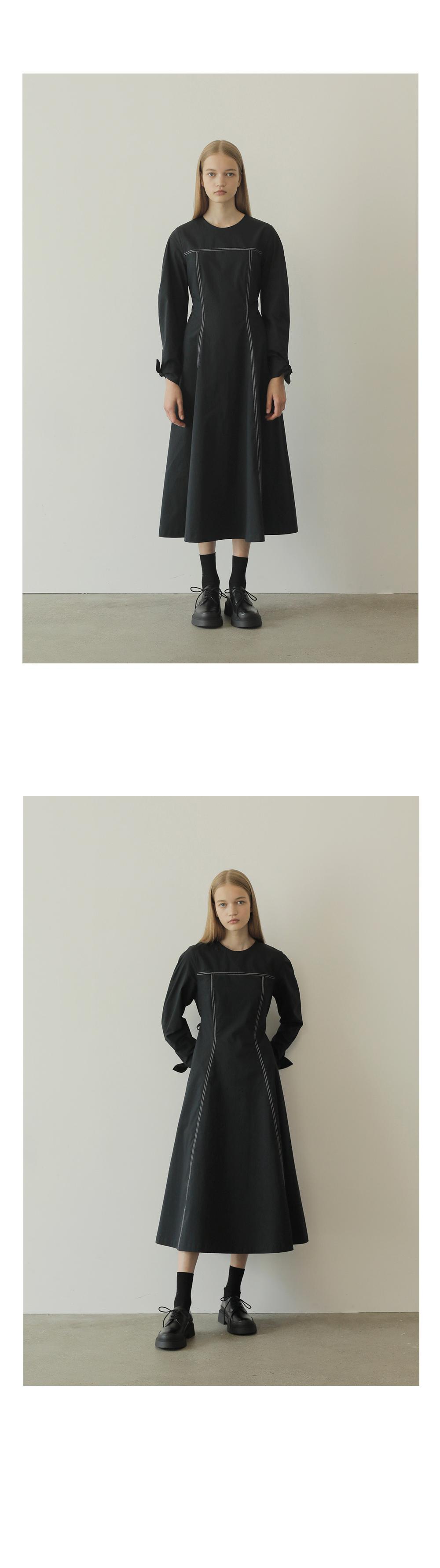 드레스 모델 착용 이미지-S1L11